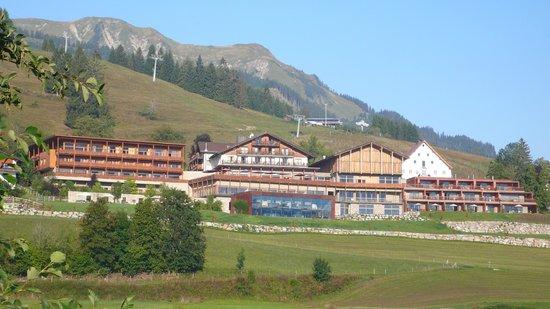 Hotel MOHR life resort: Tolle Lage