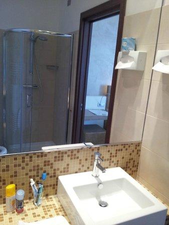 Vespucci Hotel : Bagno