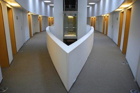 Hotel Sant Cugat: Interior