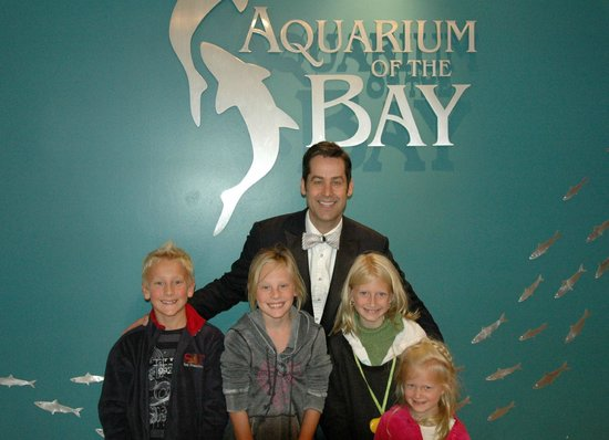 San Francisco Magic Show : Our kids with Tim Noonan