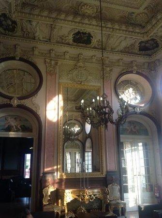 Pousada Palacio de Estoi: internal features
