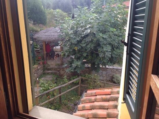 La Locanda Di Giulia: vista dalla mia camera