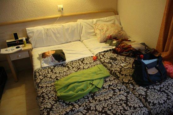 Miami Hotel : Bedden, redelijk hard