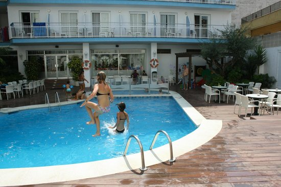 Miami Hotel : Zwembad