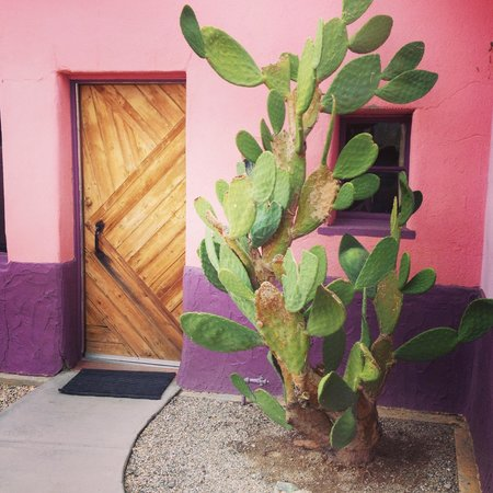29 Palms Inn: Cool and quirky