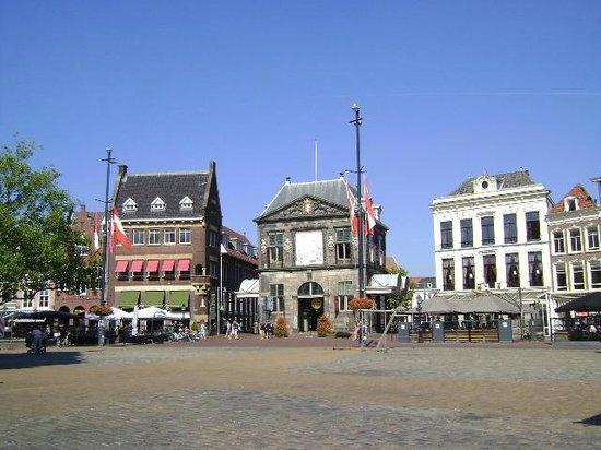 Plaza Markt.