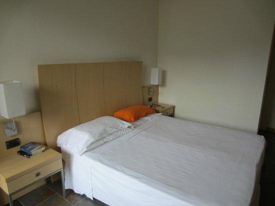 Hotel Villa Marie: Bett
