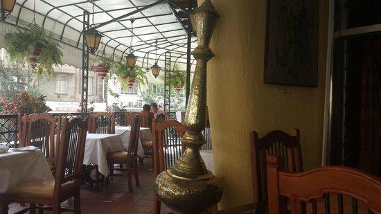 Trattoria Ristorante & Pizzeria: Luna Lounge