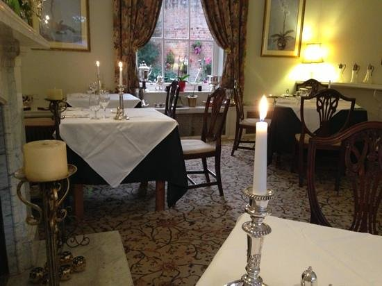 Chapel House Restaurant with Rooms: wonderful place! ������