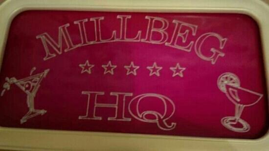 millbeg brigade hq  belfast