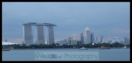 Watertours: View from CHENG HO ride