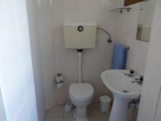 Hospedaria Monte Sinai: Bathroom