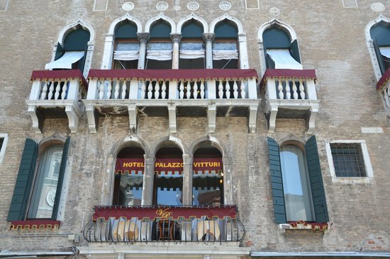 Hotel Palazzo Vitturi: L'esterno
