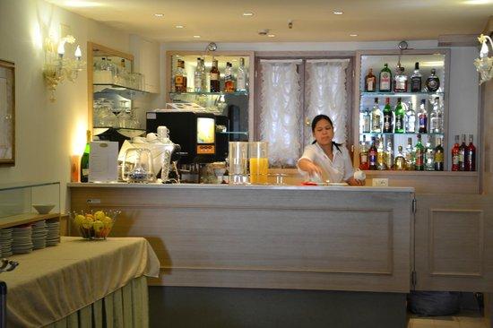 Hotel Palazzo Vitturi: Il bar