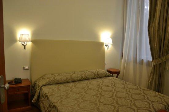 Hotel Palazzo Vitturi: La camera