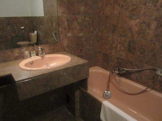 Hotel des Etats-Unis : salle de bain