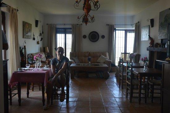 Altabrida Alojamiento Rural: Break fast