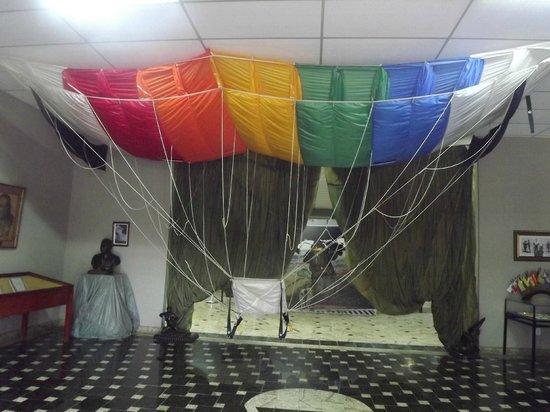 Museu Aeroterrestre da Brigada de Infantaria Paraquedista