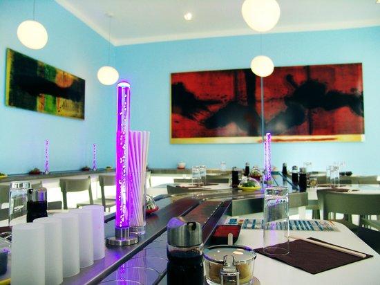Ryujin Sushi Lounge : Sushi Lounge