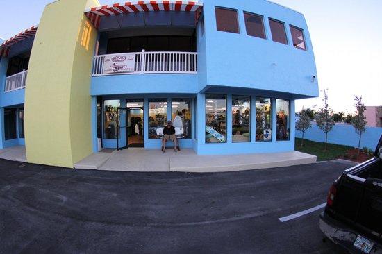 Ron Jon Kiteboarding Shop and School: New Convienent location