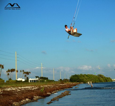Ron Jon Kiteboarding Shop and School: Learn to Fly