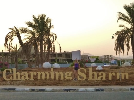 TUI Magic Life Sharm el Sheikh: Just outside the hotel grounds