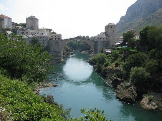 Atlas Croatia : Mostar