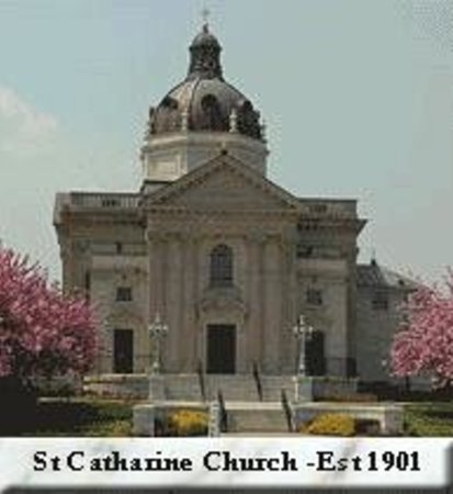 ‪St. Catharine Catholic Church‬