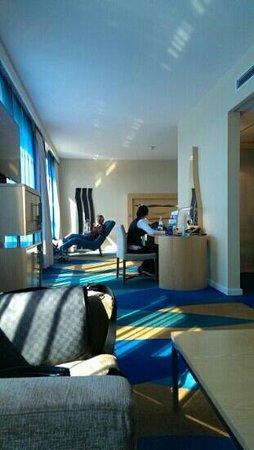 Radisson Blu Hotel, Rostock: Business Class Zimmer