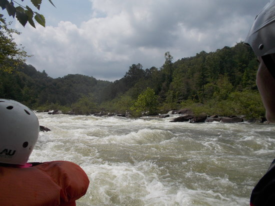 Adventures Unlimited: One of the Rapids - Lots of fun