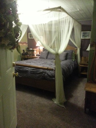 Dripping Springs Resort: Pine Canopy Room