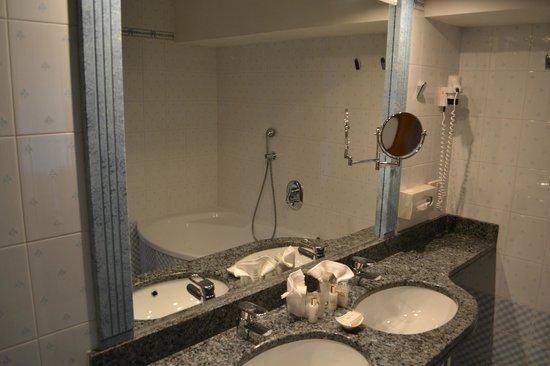 Hotel Weinegg: bagno