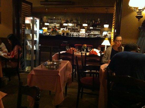 Marjellchen: Traditional restaurant interior