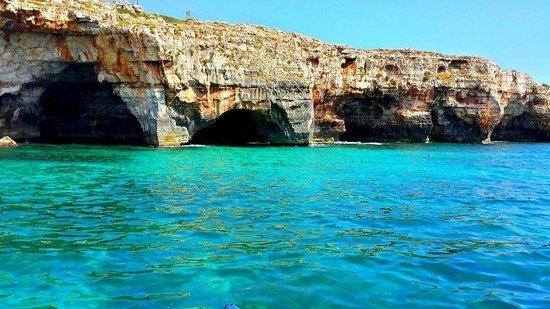 Santa Maria di Leuca, Italie: Grotta 3 porte