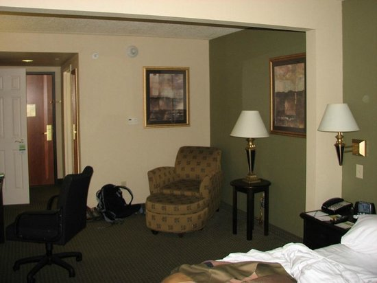 Wingate by Wyndham Peoria: standard room