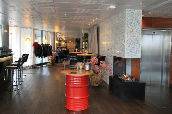 Clarion Hotel Stavanger: Resturant area
