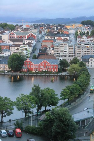 Clarion Hotel Stavanger: View from room