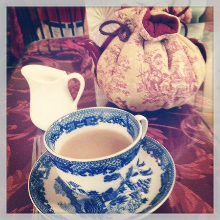 Dunbar Restaurant & Tea Room: Afternoon Tea