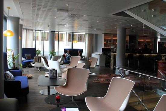 Clarion Hotel Stavanger: Common area