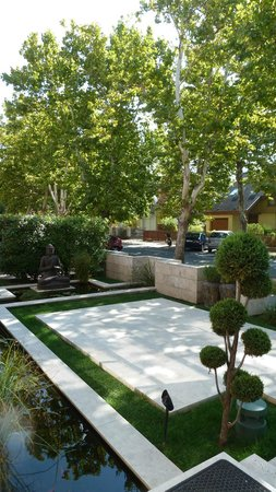 Mala Garden Hotel: Mala Garden Anlage