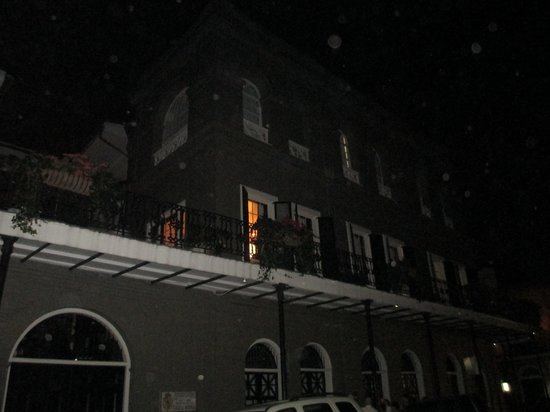 Haunted History Tours of New Orleans: The LaLaurie Mansion