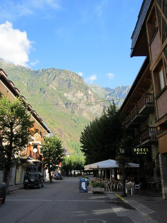 Hotel Ciria: The hotel