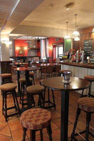 The New Inn: Bar Area
