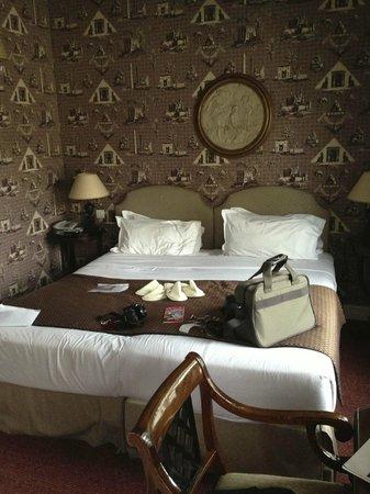 Hotel des Grands Hommes: Room 61