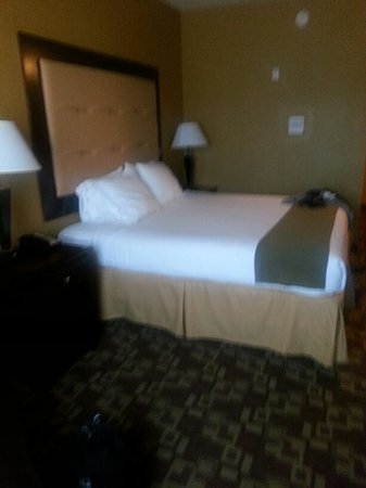 Holiday Inn Express Hotel & Suites Foley: King Size Bed