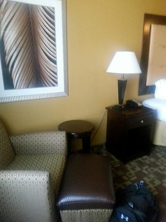 Holiday Inn Express Hotel & Suites Foley: Sitting Area