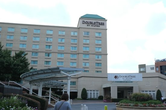 DoubleTree by Hilton Hotel Charlotte - Gateway Village : Double Tree by Hilton, Charlotte, NC