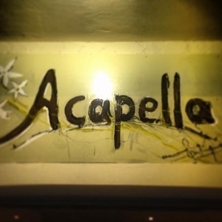 Acapella Cafe - Bar: acapella