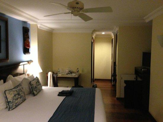 Hotel Casa do Amarelindo: Zimmer 11
