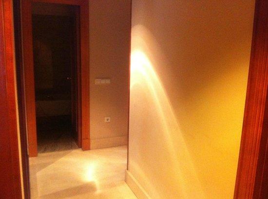Sercotel Ciudad de Oviedo Hotel: Pasillo habitación